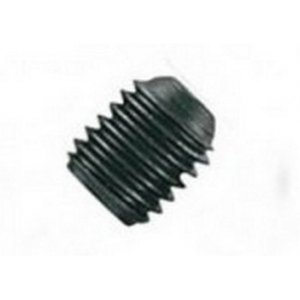 Cup Point Socket Set Screws - Zinc Plated