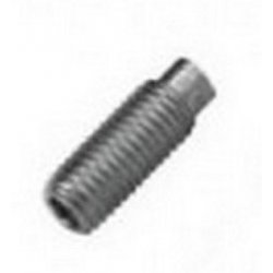 M16  Flat  Point  Socket  Set  Screws  Self  Colour