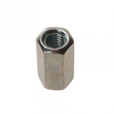 M16  Studding  Connectors  Zinc  Plated