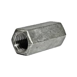 M10 Studding Connectors Galvanised (Pack of 100)*