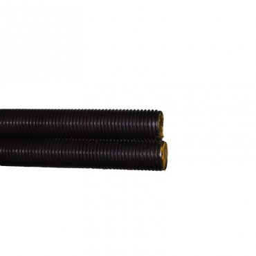 BSW  Threaded  Rod  Self  Colour