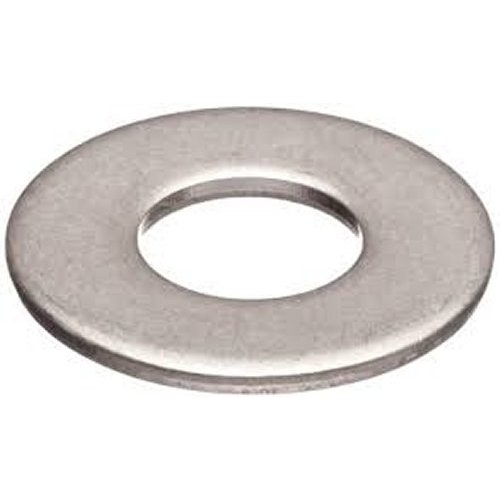 Form  'A'  Flat  Washers  Brass  Nickel  Plated