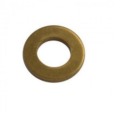 M4  Form  'A'  Flat  Washers  Brass
