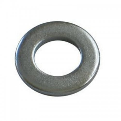 M4  Form  'C'  Flat  Washers  Zinc  Plated