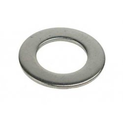 M10  Form  'B'  Flat  Washers  Stainless  Steel