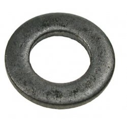 Form  'A'  Flat  Washers  Self  Colour