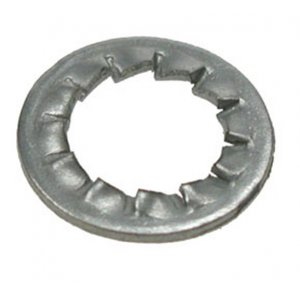 Serrated Washers Zinc Plated [Internal]