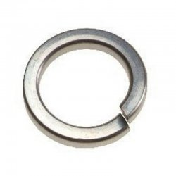 M8  Spring  Washers  Galvanised