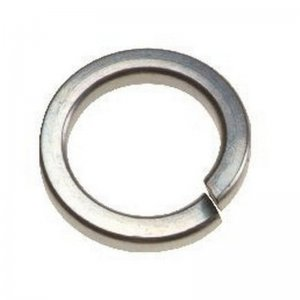Spring Washers Zinc Plated