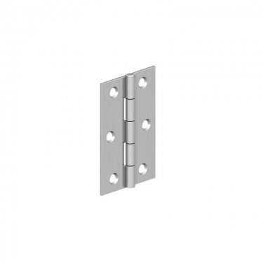 150mm Butt Hinges Zinc Plated (Sold As Singles)