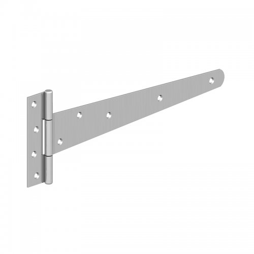 Tee  Hinges  Light  Duty  -  Zinc  Plated