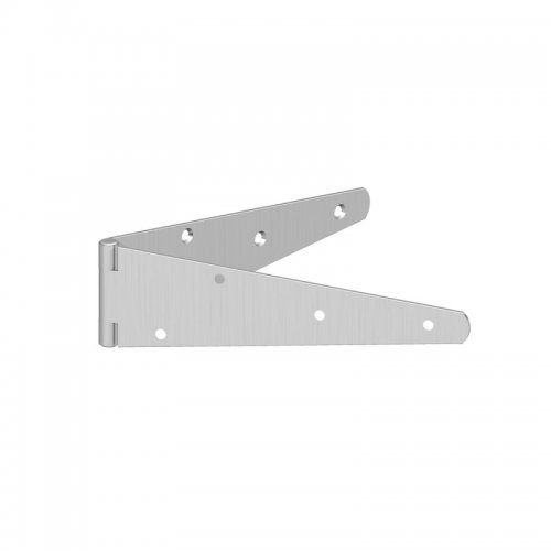 Steel  Strap  Hinges  -  Self  Colour