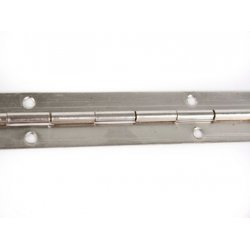 Continuous  (Piano)  Hinges  -  Zinc  Plated