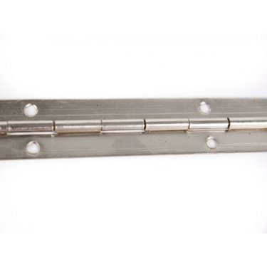 Continuous  (Piano)  Hinges  -  Nickel  Plated