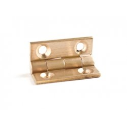 Solid  Drawn  Brass  Butt  Hinges