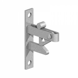 Self  Locking  Gate  Catch