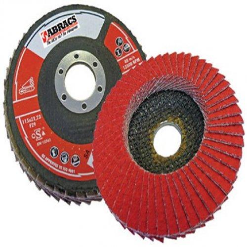 Abracs  Ceramic  Flap  Discs