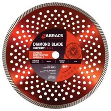 Superior  Construction  Material  Diamond  Blades  -  General  Purpose