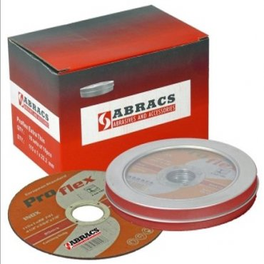 Proflex Extra Thin 230 x 1.8 Inox Cutting Discs (Pack of 25)