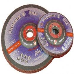 Phoenix  Extra  Ali  Metal  Cutting  /  Grinding  Discs