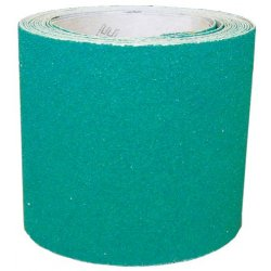Abracs  115mm  Green  Sandpaper  Roll  -  Decorators