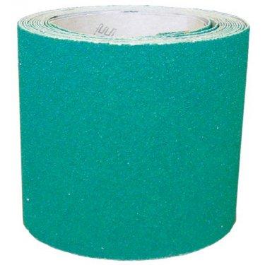 Abracs  115mm  Green  Sandpaper  Roll  -  Decorators