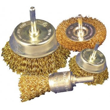 Abracs  Spindle  Mounted  Brushes