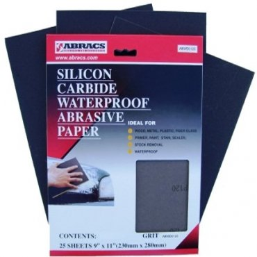 Abracs  230x280mm  Waterproof  Paper  Sheets