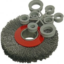 Abracs  Wide  Faced  (Bench  Grinder)  Brushes
