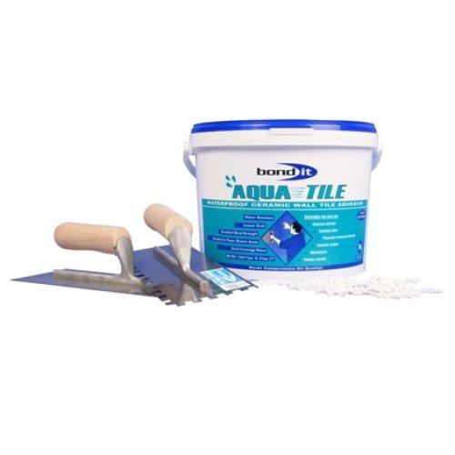 Aqua  Tile  Ready  Mix  Water  Resistant  Tile  Adhesive