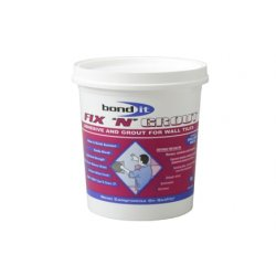 Fix  'n'  Grout  Ready  Mix  Tile  Adhesive  &  Grout