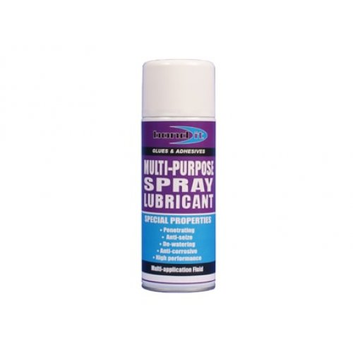 Multi Purpose Spray Lubricant - Clear 400ml (Pack of 12)