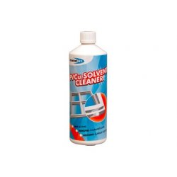 PVCu Fast Acting Solvent Cleaner - 1L (Pack of 12)