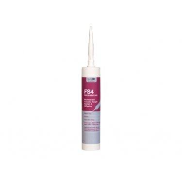 Fireshield AC Intumescent Acrylic Sealant - White EU3 (Pack of 25)