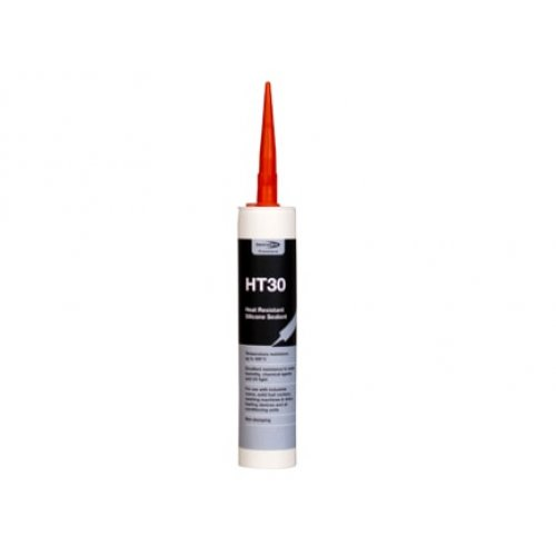 Heat Resistant Silicone Sealant - Red 310ml (Pack of 12)