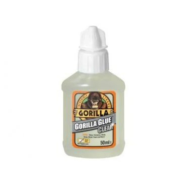 Gorilla Glue Clear 50ml (Pack of 5)
