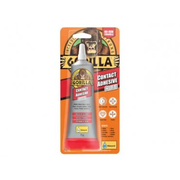 Gorilla Contact Adhesive Clear 75g (Pack of 6)