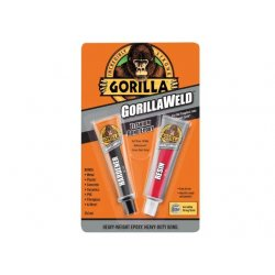 Gorilla Weld Heavyweight Epoxy 2x14ml (Pack of 6)