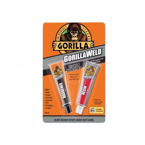 Gorilla Weld Heavyweight Epoxy 2x14ml (Pack of 6)