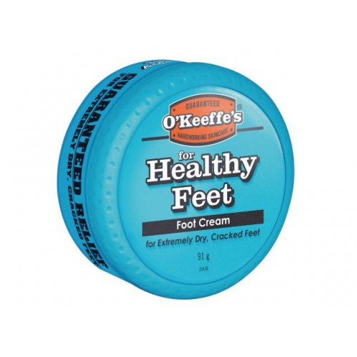 O'Keefe's Healthy Feet 91g (Pack of 6)