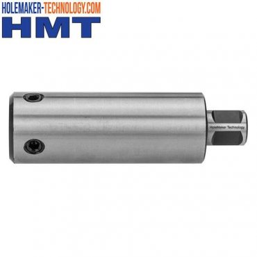 HMT Magnet Drill Arbor Extension 100mm with pilot pin spring