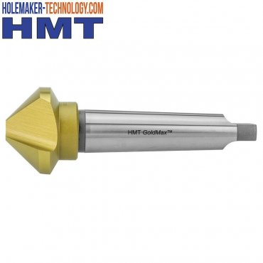 HMT  Goldmax  Morse  Taper  Shank  Countersink  90  Degrees
