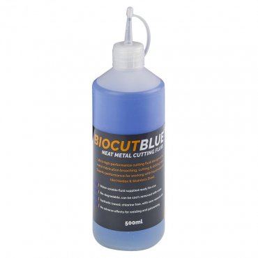 HMT  BioCut  Blue  Neat  Cutting  Oil