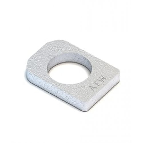 Lindapter AF Adapted Washer - M12 Zinc Plated (Pack of 1)