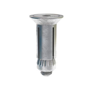 Lindapter  HB  Hollo-Bolt  Flush  Fit  Zinc  Plated