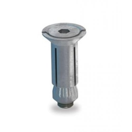 Lindapter  HB  Hollo-Bolt  Flush  Fit  Zinc  Plated