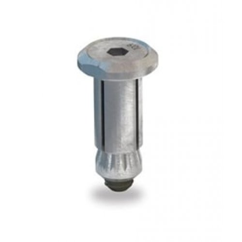 Lindapter  HB  Countersunk  Hollo-Bolt  Zinc  Plated