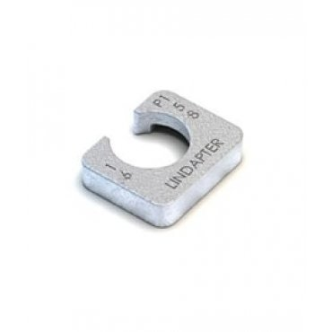 Lindapter  AF  P2  Packing  Pieces  Zinc  Plated