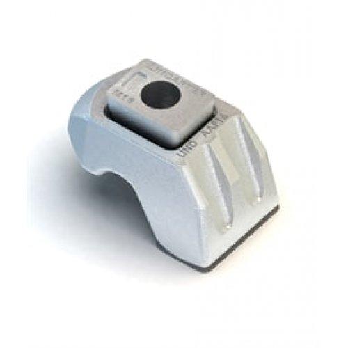 Lindapter Adjustable HSR Clamp Type AAF - M12 HD Galvanised (Pack of 1)