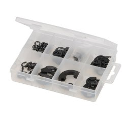 E Clips Pack [Pack of 135]